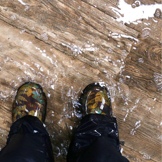 flooding damage